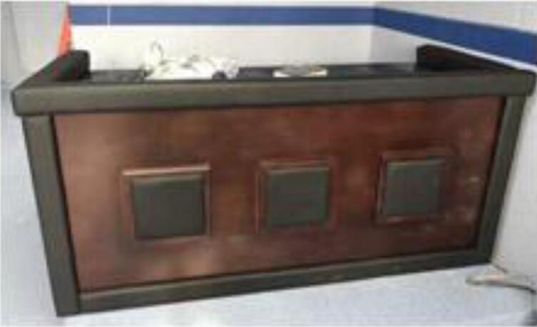 软包审讯桌